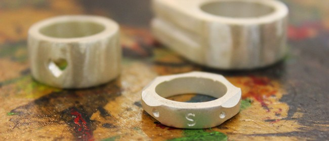 Silver Ring Casting