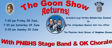 The Goon Show Returns