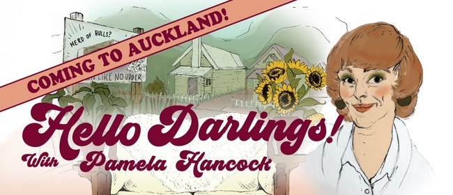Hello Darlings! with Pamela Hancock: CANCELLED