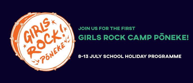 Girls Rock Camp Pōneke - School Holiday Programme
