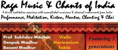 Raga Music & Chants of India