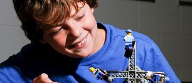 Bricks 4 Kidz Workshops - ASR LEGO Display Brick Show