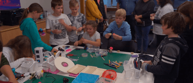 Creative Tech Winter Holiday Camp
