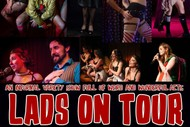 Image for event: Lads on Tour Cabaret