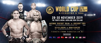 Kickboxing & MMA World Cup New Zealand