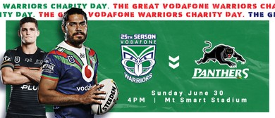 Vodafone Warriors v Penrith Panthers