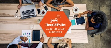 PwC Herald Talks - Leading Diversity & Inclusion