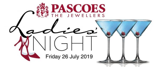 Pascoes The Jewellers Ladies' Night