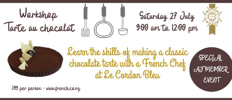 Workshop Tarte au Chocolat