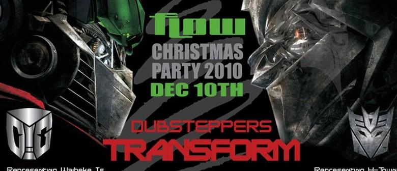 flow dubstep christmas party optimus gryme billy fluid - Dubstep Christmas