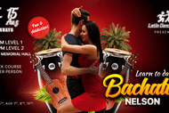 Image for event: 4-week Bachata Course - Beginner