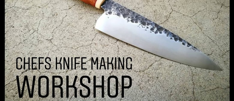 Chef's Knife Making Workshop