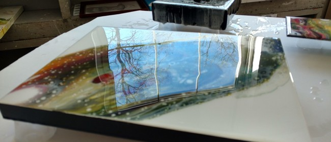 Learn to Resin Artwork