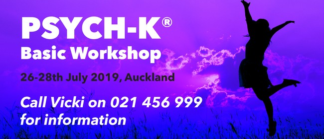 Psych-K Basic Workshop
