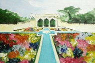 Image for event: Paint and Wine Night - Hamilton Gardens - Paintvine