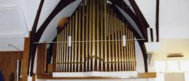 2019 Around the Mountain Organ Recital Series