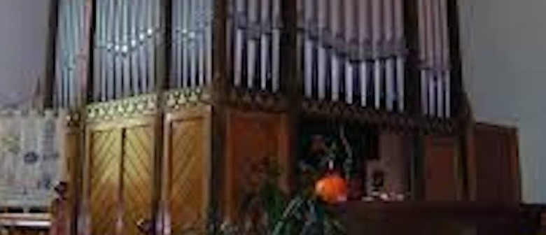 2019 Around the Mountain Organ Recital Series