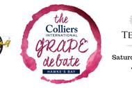 The Colliers International Grape Debate Hawkes Bay