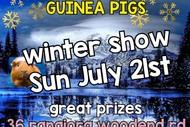 North Canterbury Guinea Pigs Show