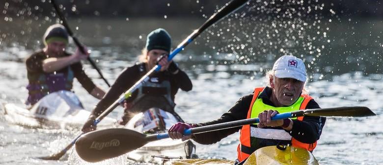 Southern Lakes Multisport Club - Winter Kayak Series Race 3