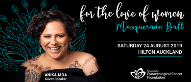 For the Love of Women - Masquerade Ball
