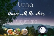 Image for event: Dinner with the Stars