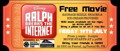 Community Movie Night - Ralph Breaks The Internet