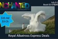 Image for event: Enchanted Albatross Express for School Hols