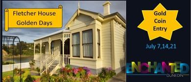 Fletcher House Enchanted Golden Days