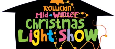 Rollickin Mid-Winter Christmas Light Show