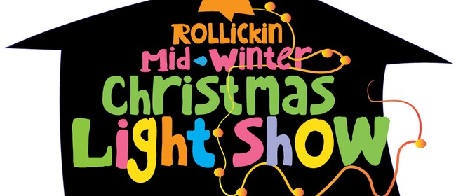 Rollickin Mid-Winter Christmas Light Show