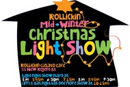 Image for event: Rollickin Mid-Winter Christmas Light Show