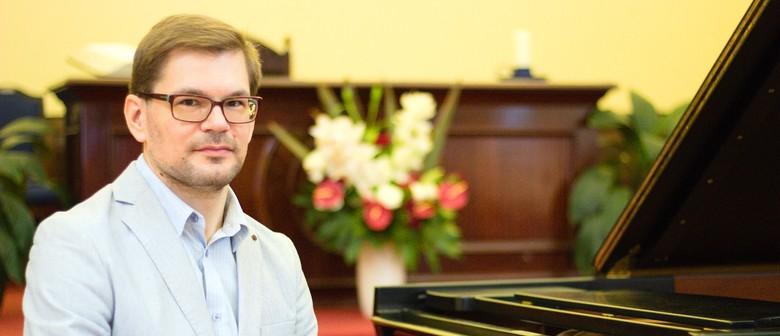 Misha Cihelka - An Evening of Beautiful Piano Music