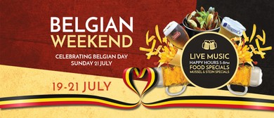 Celebrate International Belgian Day