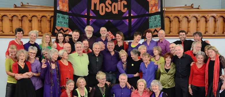 NCMA's Lunchtime Series: Nelson's Mosaic Choir