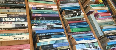 Friends of Horowhenua Libraries Used Book Sale