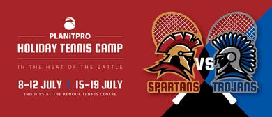 PlaniTPro Tennis Holiday Camp!