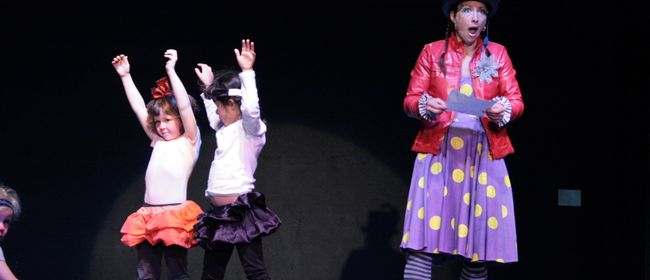 Circus Classes for Kids – 5–8 Years