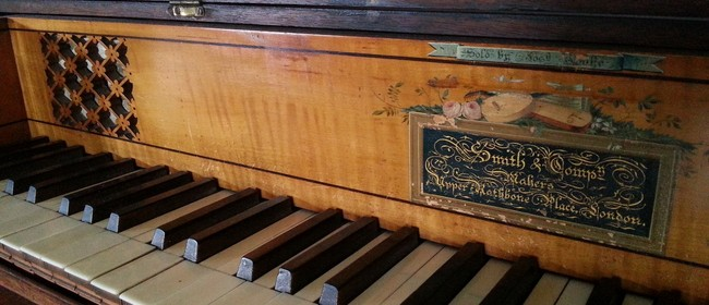 Heritage Concert: My Devoted Piano - The Music