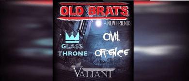 Old Brats + New Friends