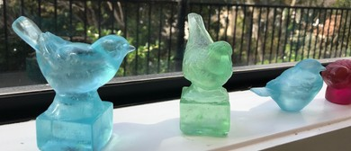 Workshop: Cast Glass