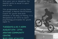Image for event: Youth Sport Resilience Programme
