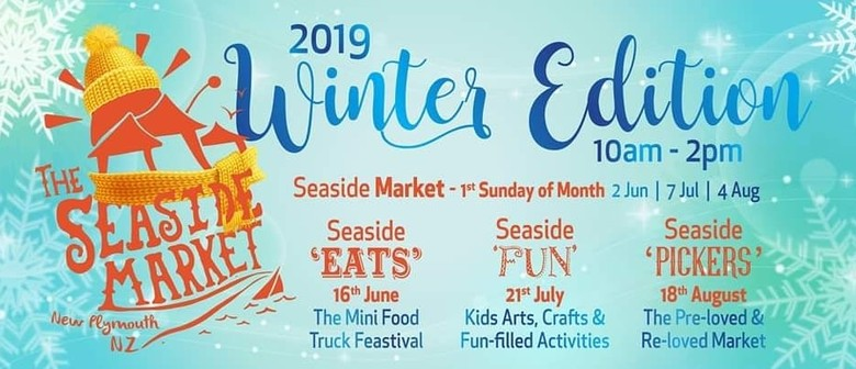 The Seaside Market Winter Editions