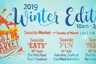 Image for event: The Seaside Market Winter Editions
