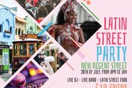 Image for event: Latin Street Party