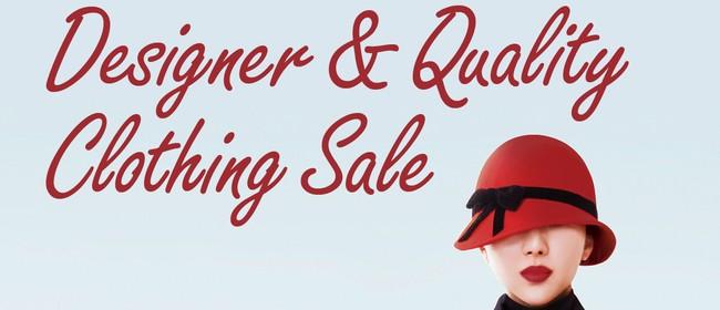 Pre-Loved Designer & Quality Clothing Sale