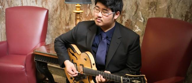 Creative Jazz Club: Brad Kang Quintet (CHCH/WGTN)