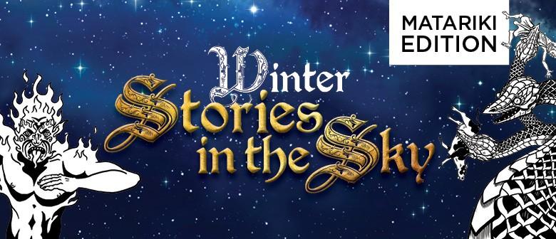 Winter Stories in the Sky: Matariki Edition