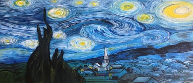 Paint & Chill Night - Van Gogh's Starry Night