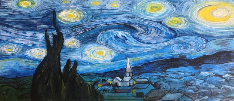Paint & Chill Night - Van Gogh's Starry Night